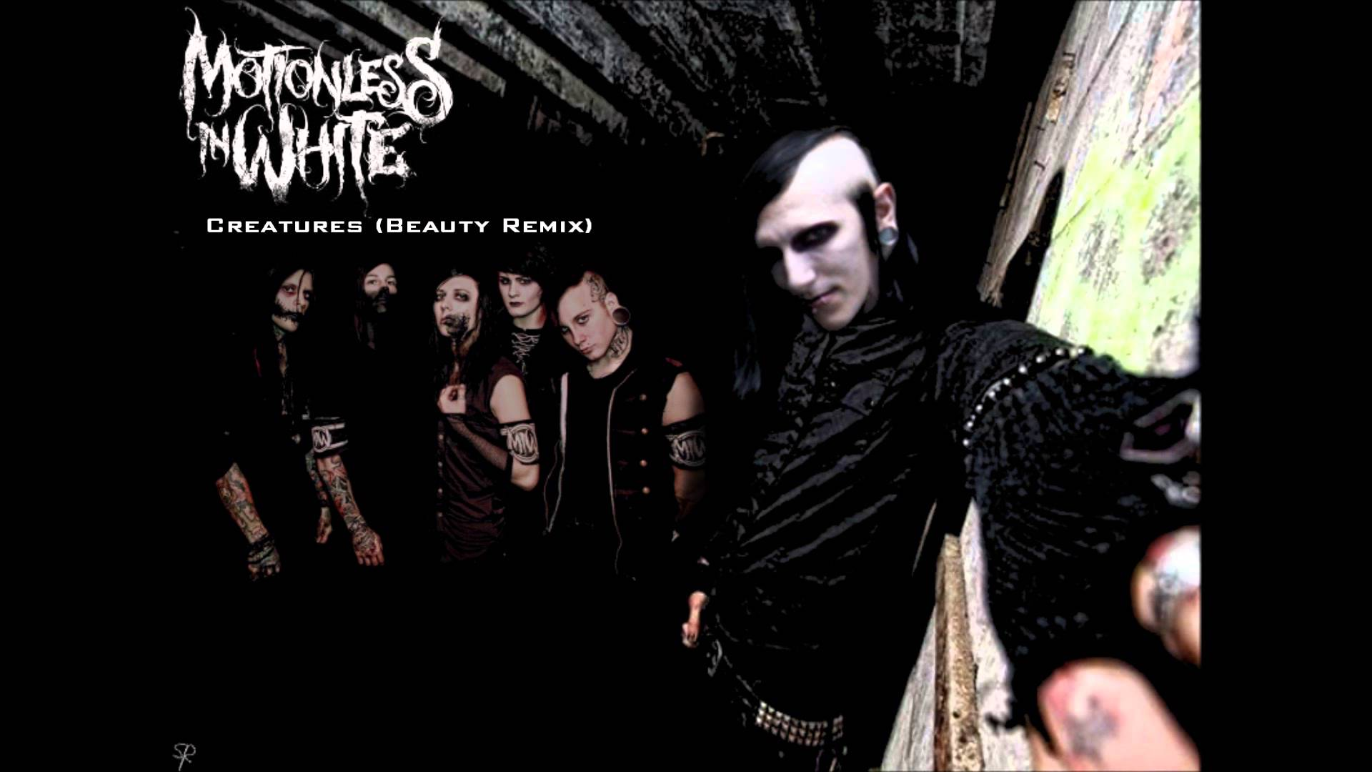 Motionless In White Creatures Beauty Remix Original Version HD High 1920x1080