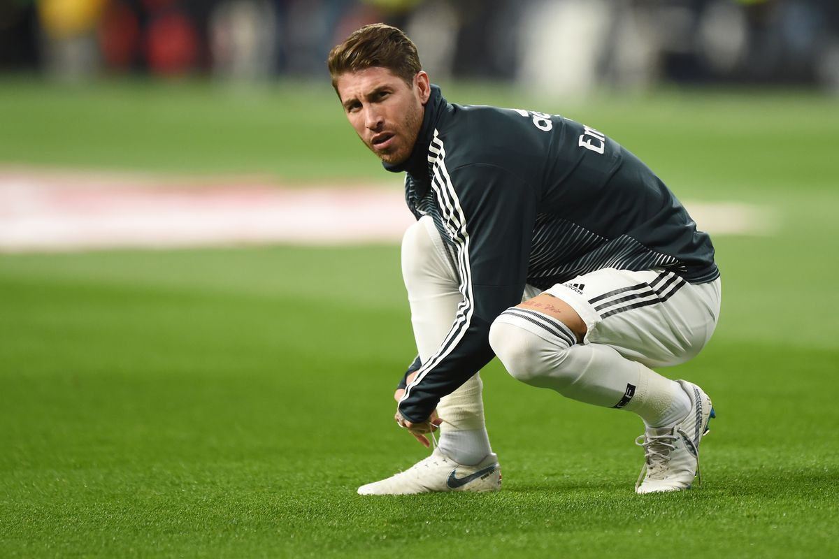 Sergio Ramos didnt want Barcelona to score six against Real 1200x800