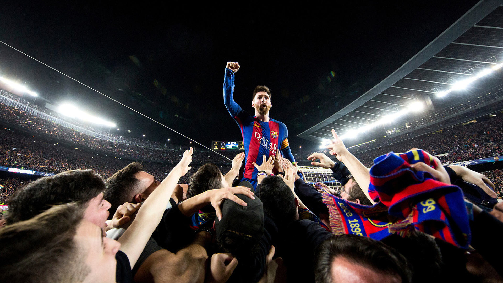 Messi Desktop Background Download 1920x1080
