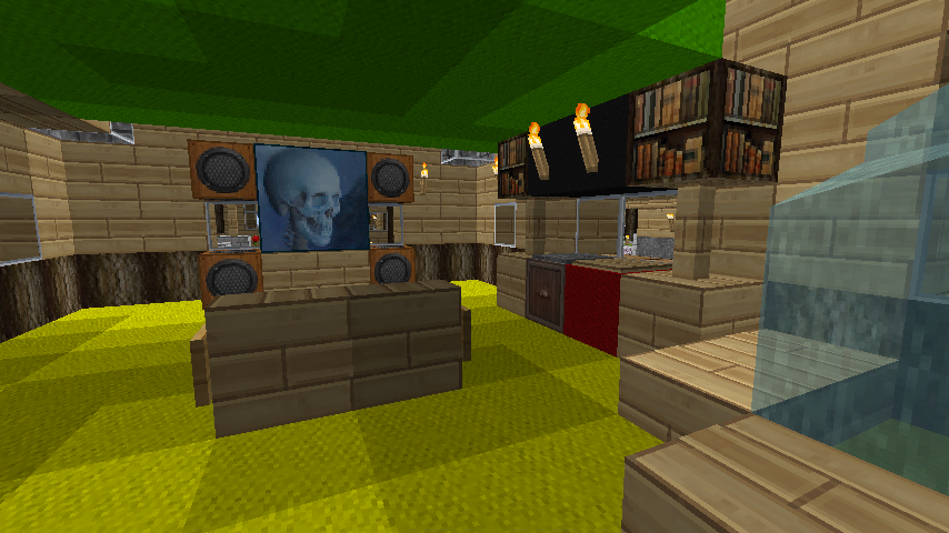 Bar Moderne Minecraft. Additional Credits Built By Fplay Download ...