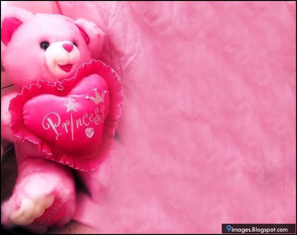45 Pink Teddy Bear Wallpaper On Wallpapersafari