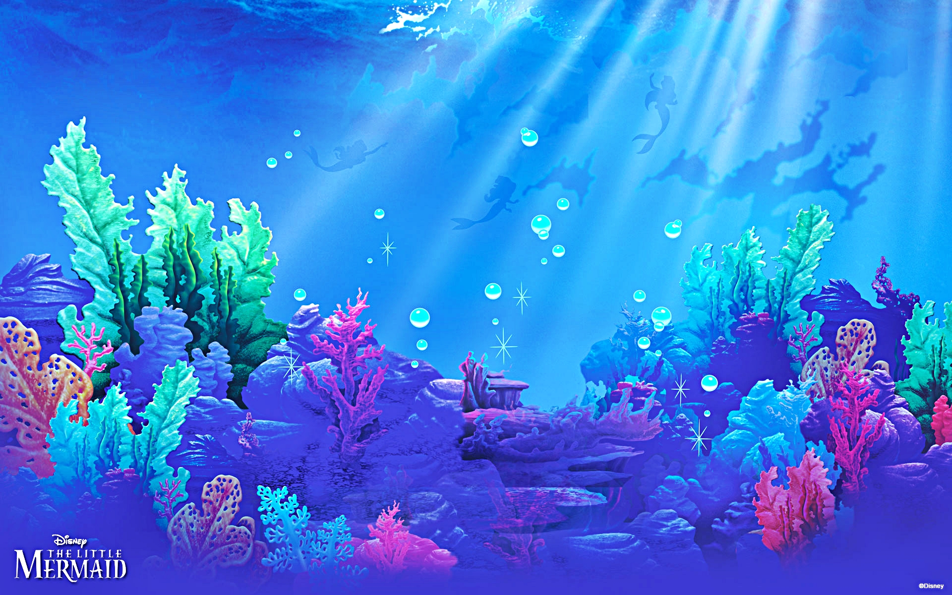 Walt Disney Wallpapers   The Little Mermaid   Walt Disney Characters 1920x1200
