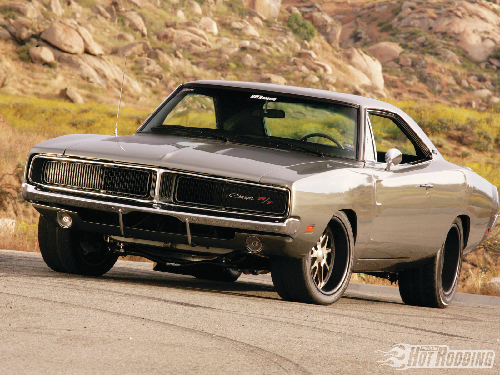 1969 Dodge Charger HD Wallpapers Backgrounds 1600x1200