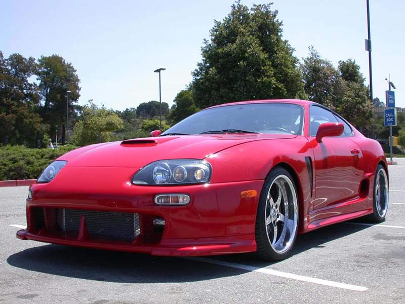 custom Toyota Supra Photos   Album Number 1605 800x600