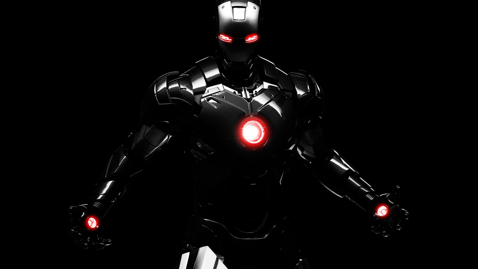 Iron Man HD Wallpapers Backgrounds 1920x1080