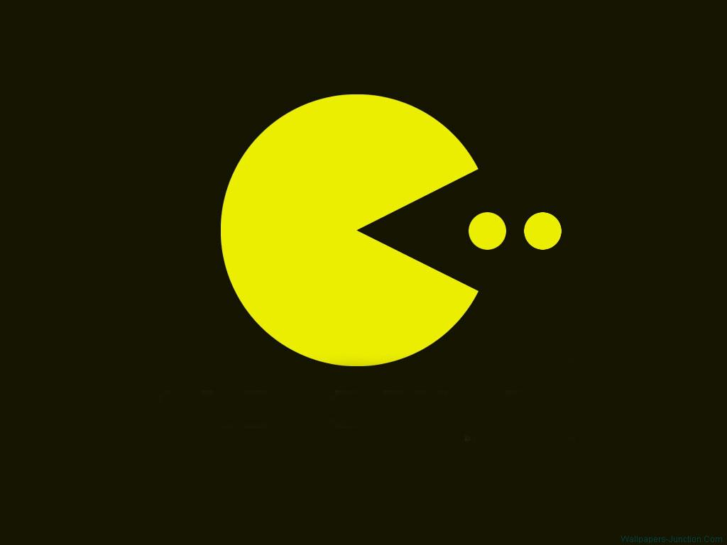 Pac Man is an arcade game developed by Namco and licensed for 1024x768