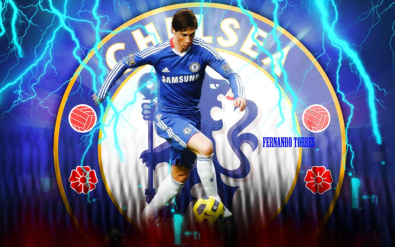 top footballer wallpaper Fernando Torres Chelsea Wallpapers 1280x800