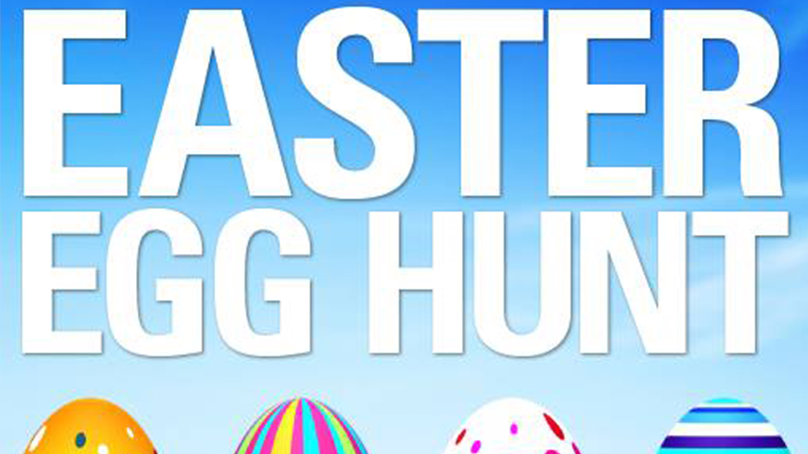 Graysville Easter Egg Hunt scheduled for March 31st 1600x900