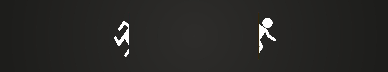 Triple Monitor Portal Wallpaper 5760x1080 iimgurcom 5760x1080