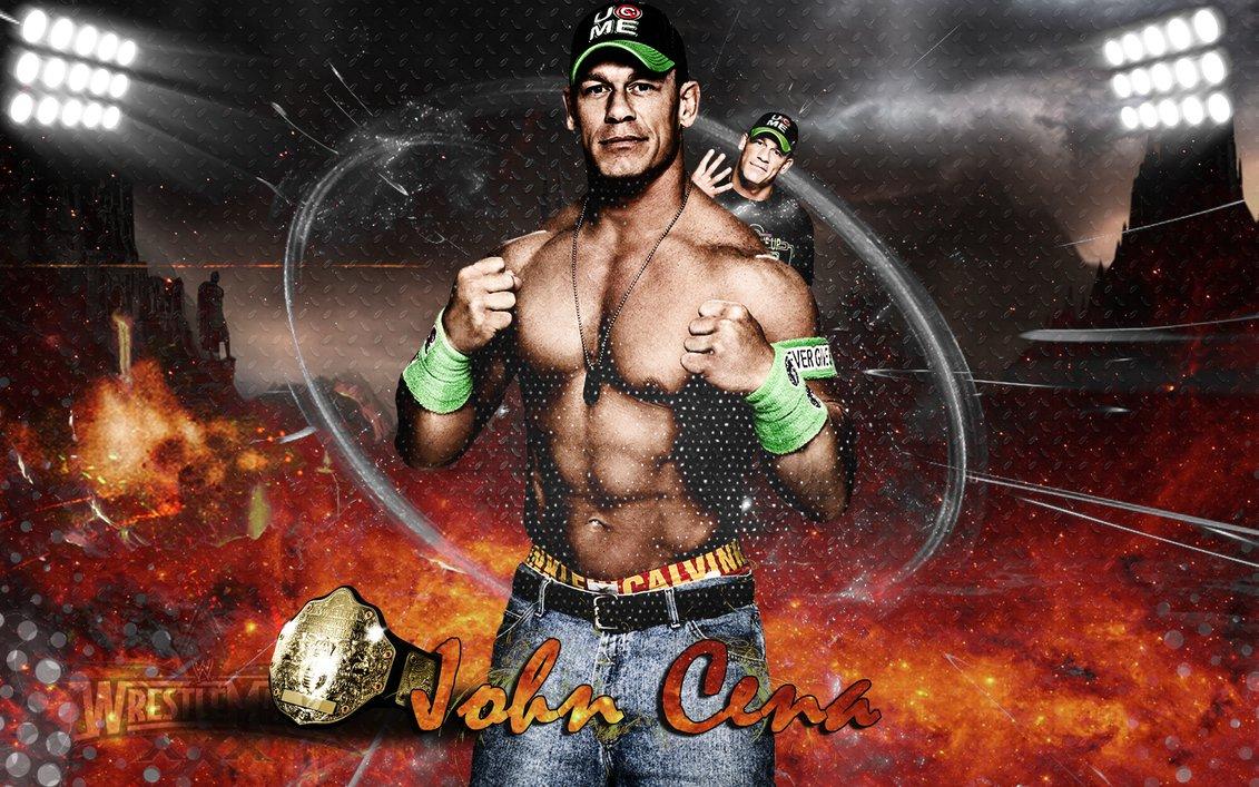 John Cena 2014 Wallpaper By Amj07 1131x707