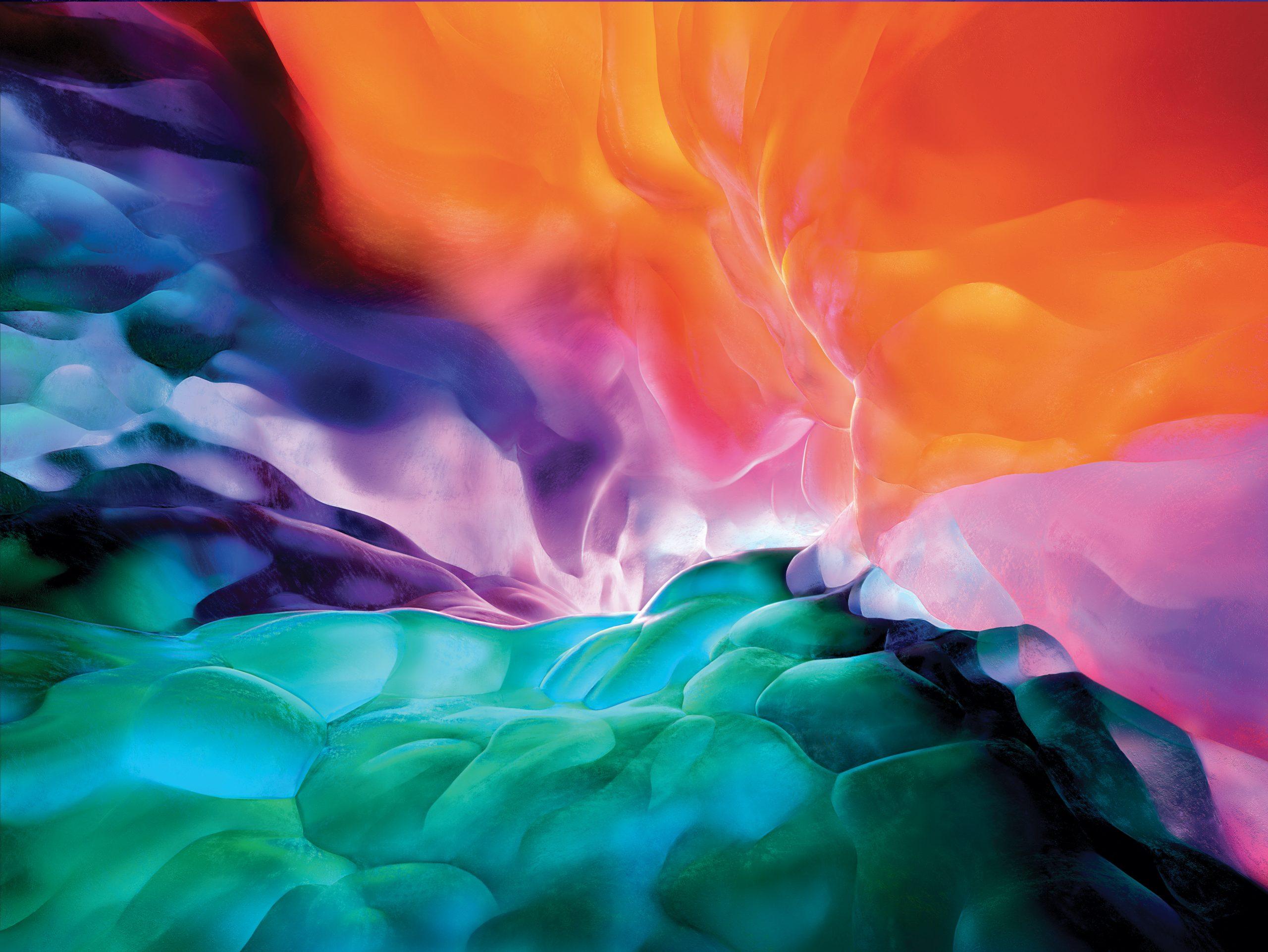 The new iPad Pro wallpapers for iPad iPhone desktop 2560x1923
