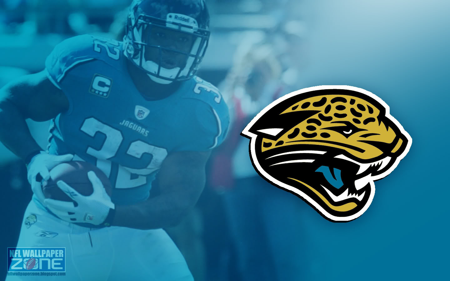Wallpaper Zone Jacksonville Jaguars Wallpaper   Jaguars Logo Desktop 1440x900