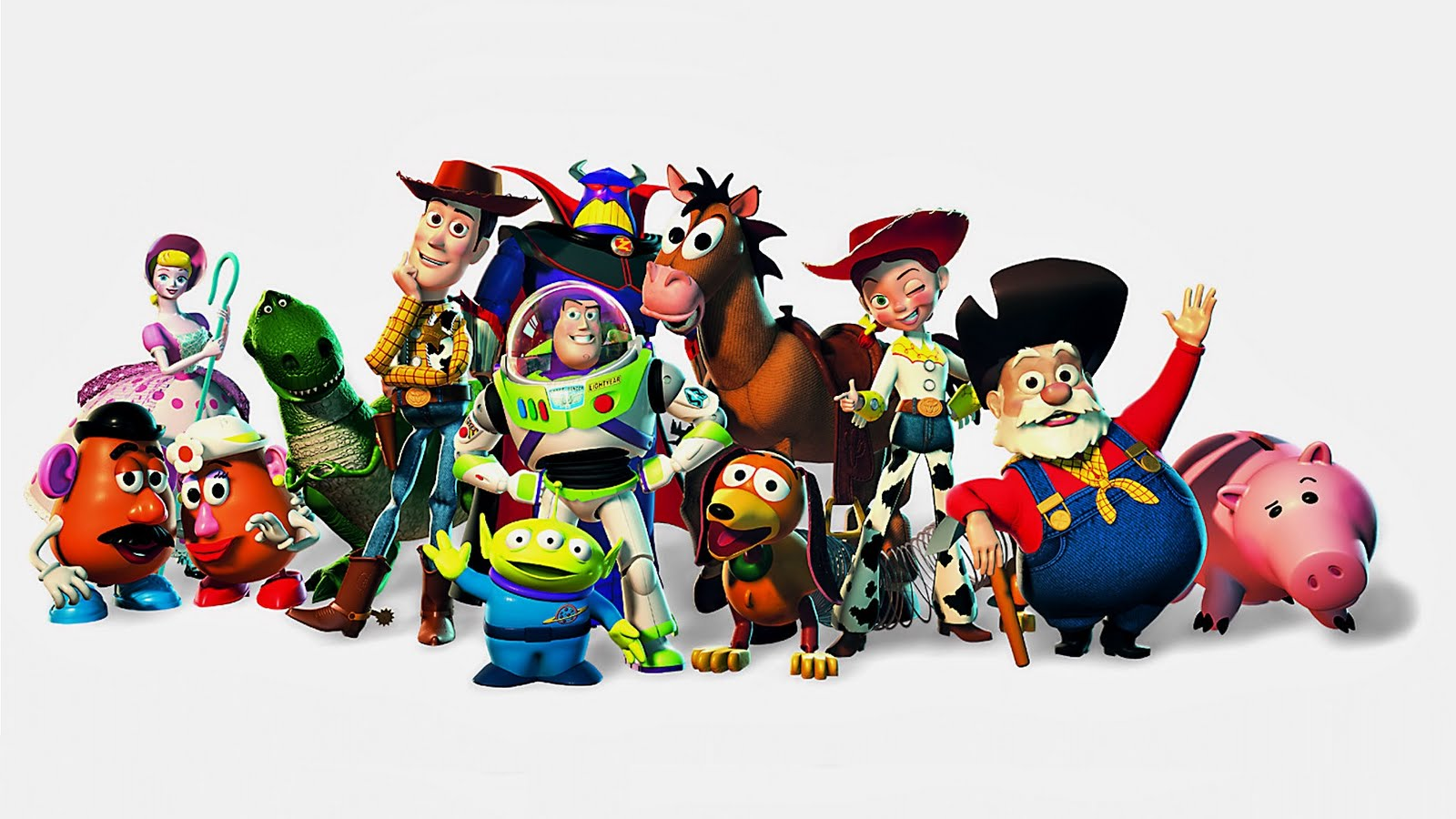 Where Is Wallpaper toy story 2 hd 1600x900