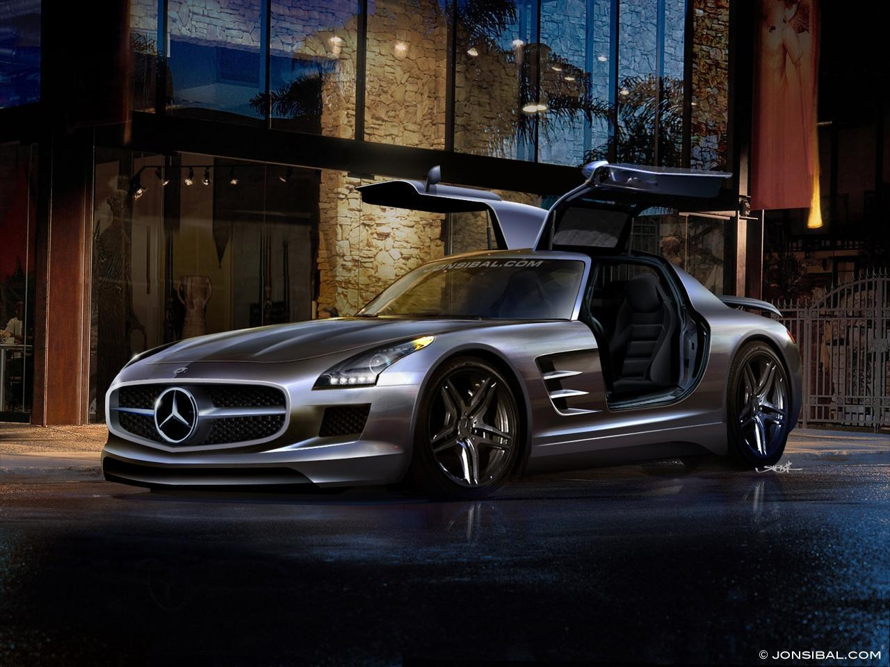 50 HD Backgrounds and Wallpapers of Mercedes Benz For Download 1280x960