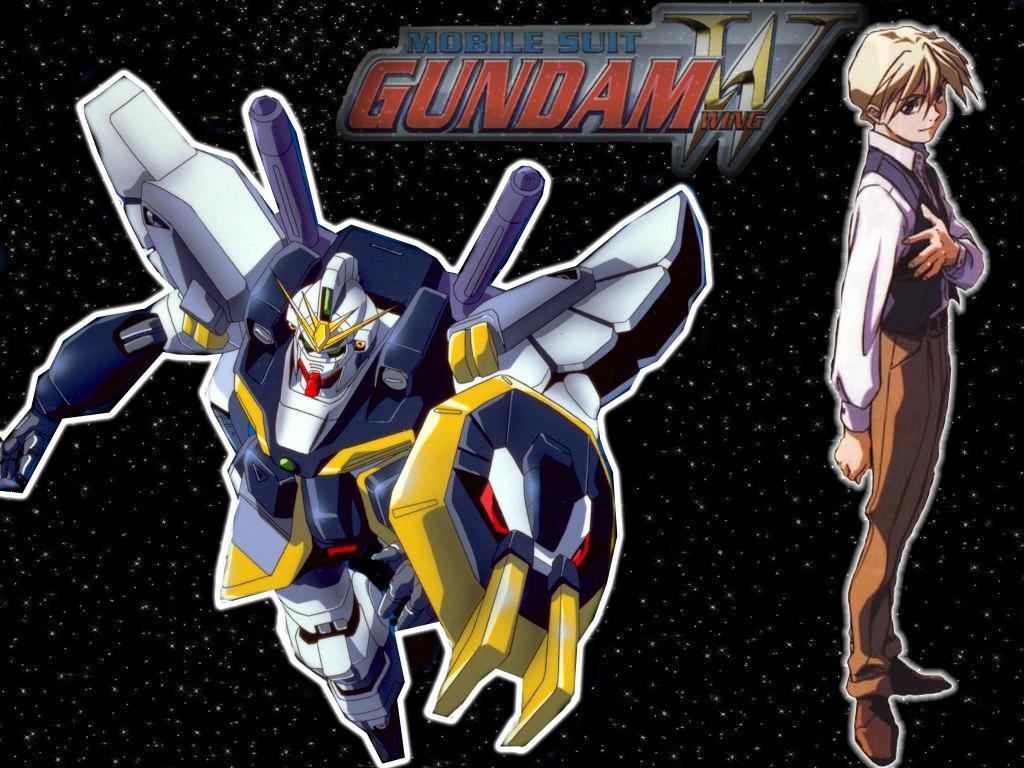 Mobile Suit Gundam Wing Wallpaper 11 HD Desktop Wallpapers 1024x768