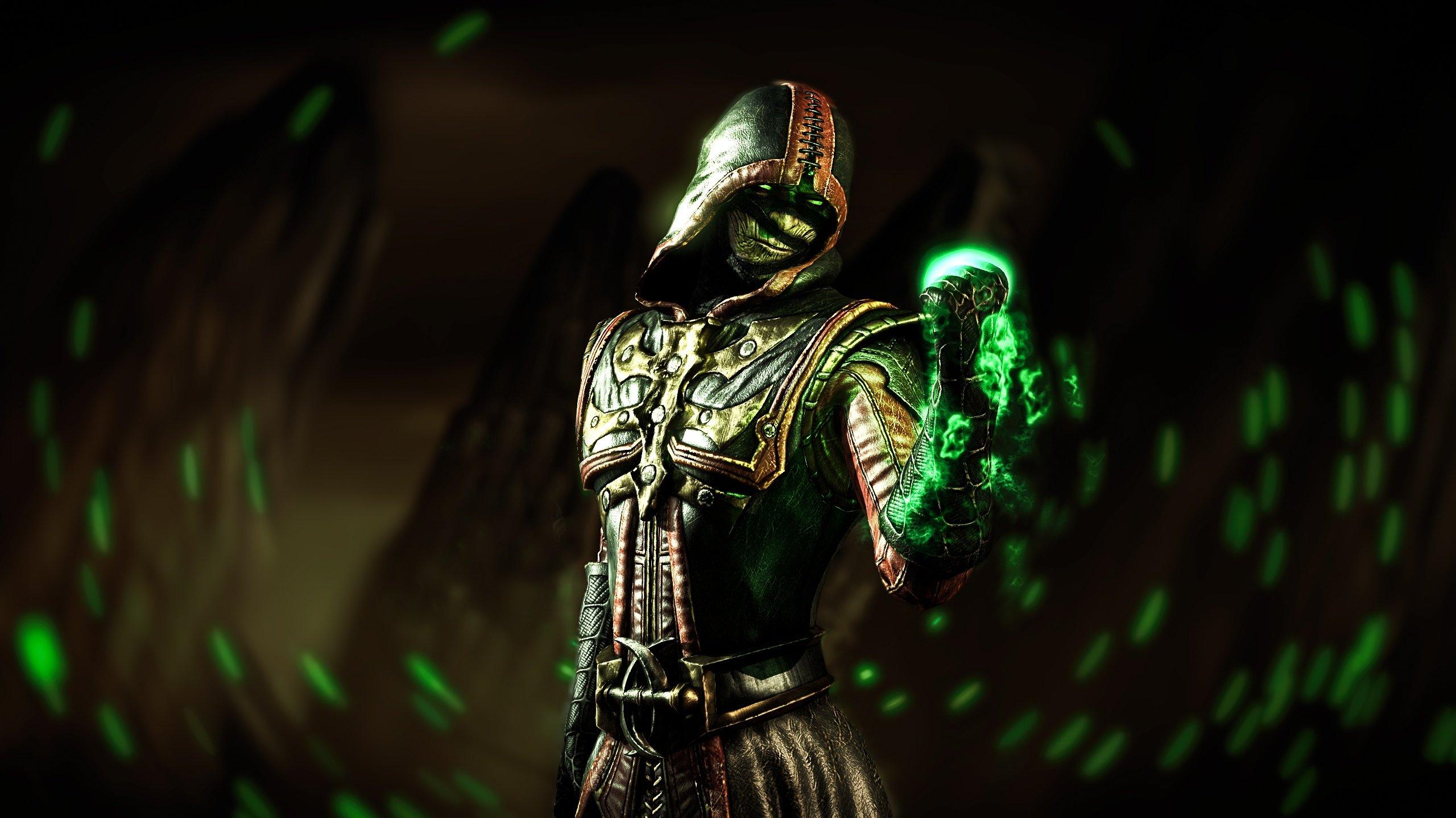 MORTAL KOMBAT X fighting action battle arena warrior 1mkx fantasy 2560x1440