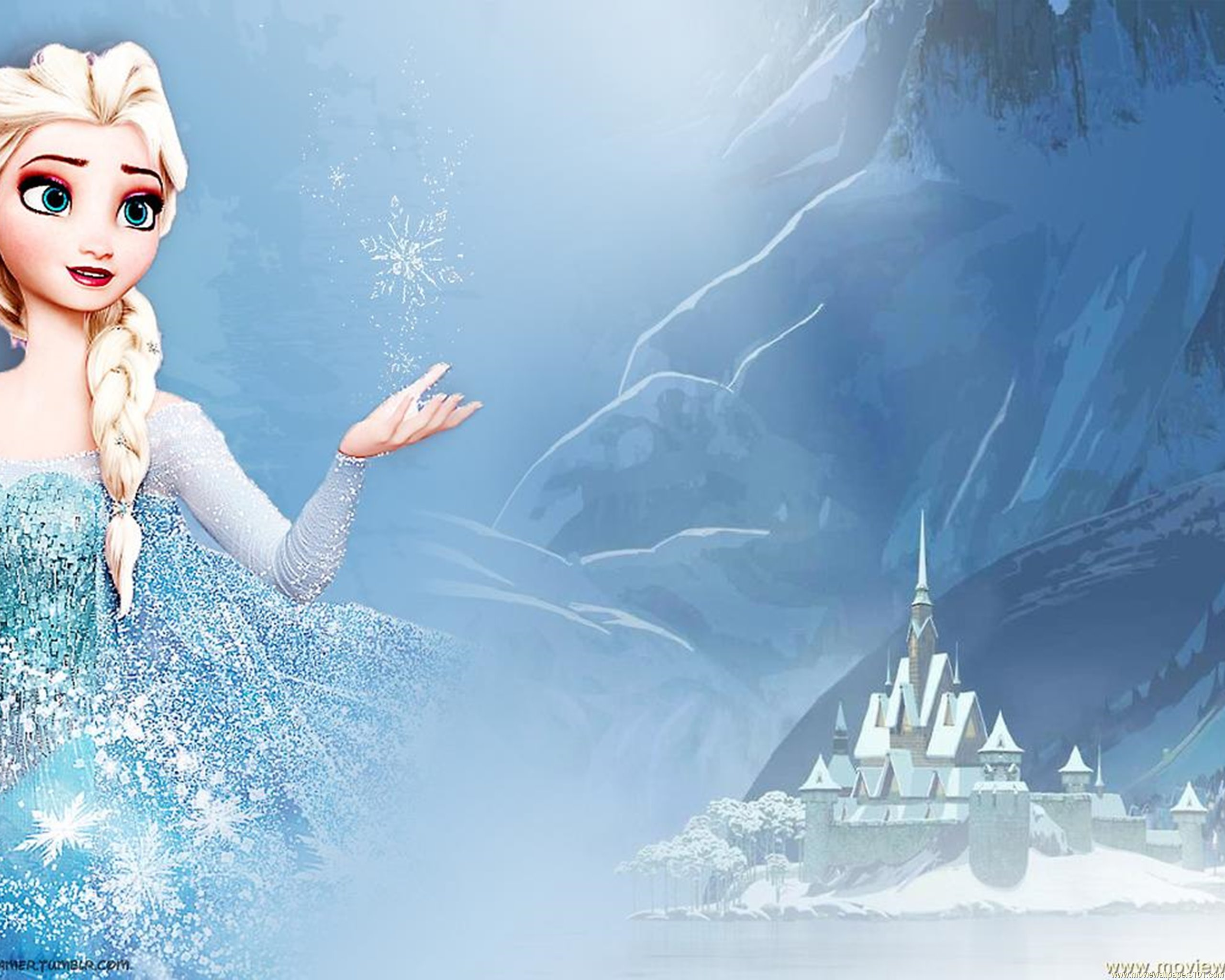 Wallpapers Hollywood 2013 Frozen Frozen high quality 2560x2048