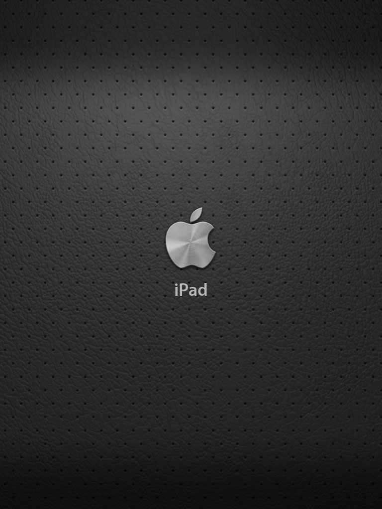 Grey Apple Ipad Wallpaper Ipad Wallpaper 768x1024