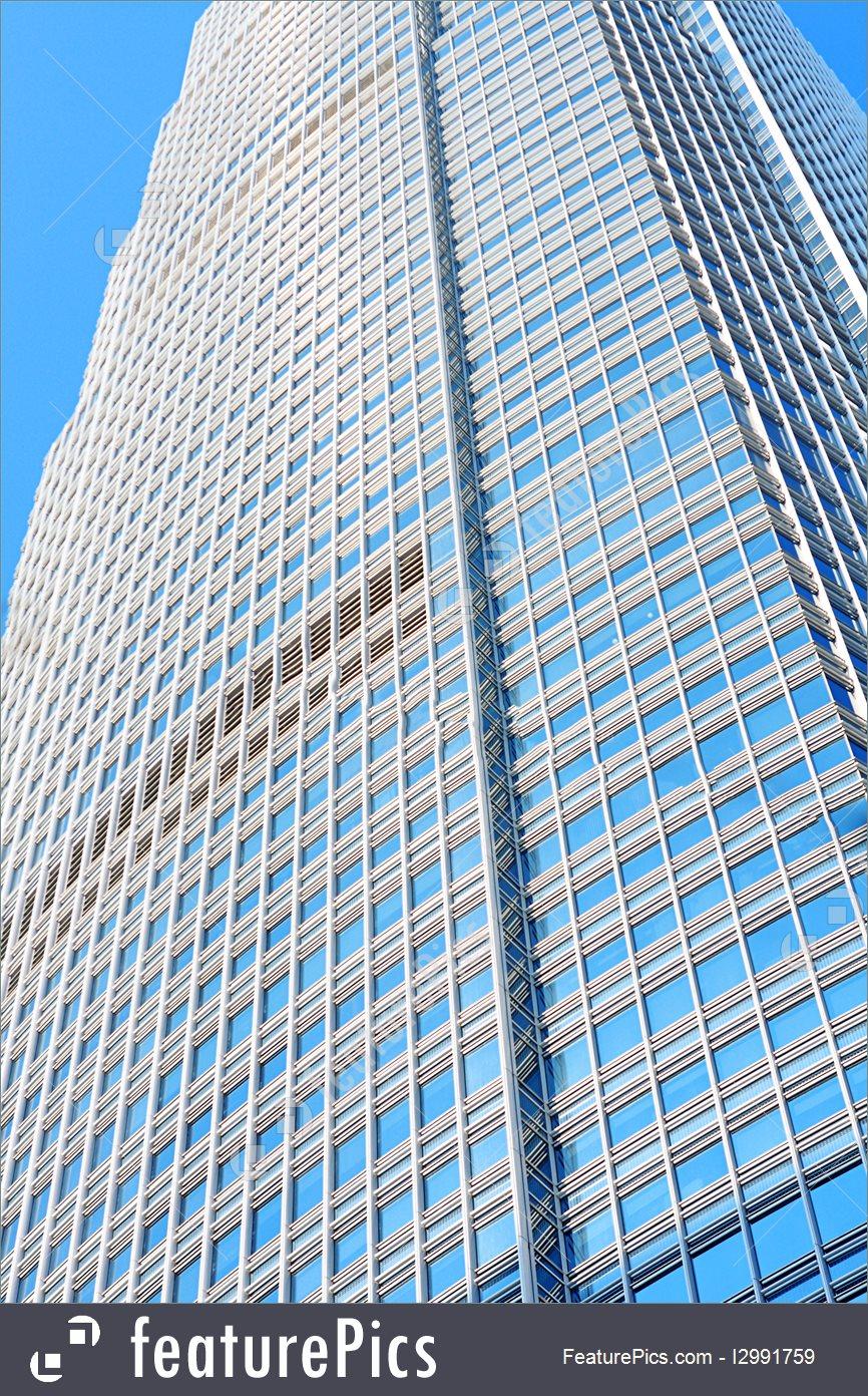 Skyscrapers Background 866x1392