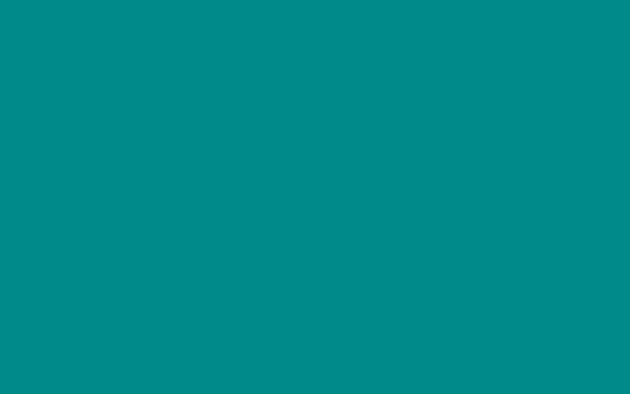 Dark Teal Background 1280x800 dark cyan solid color 1280x800