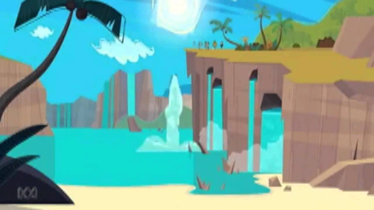 My Total Drama Reloaded Camp Episode 13 Jamaica Mon 1280x720