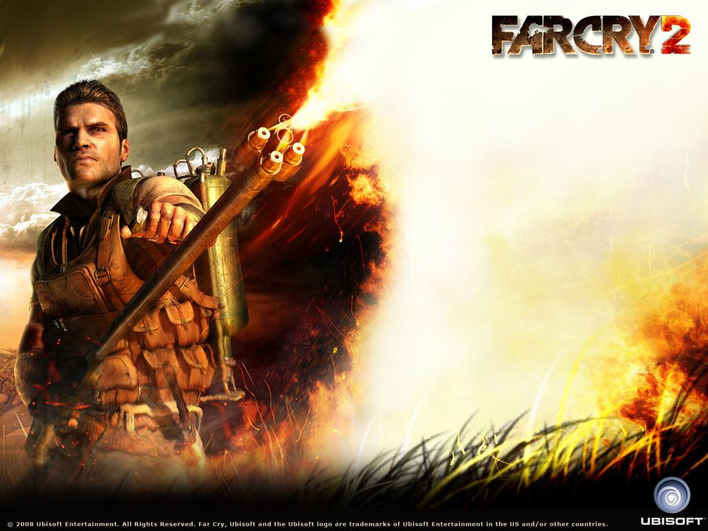 Free Download Far Cry 2 Wallpapers Games Wallpapers 1 1024x768