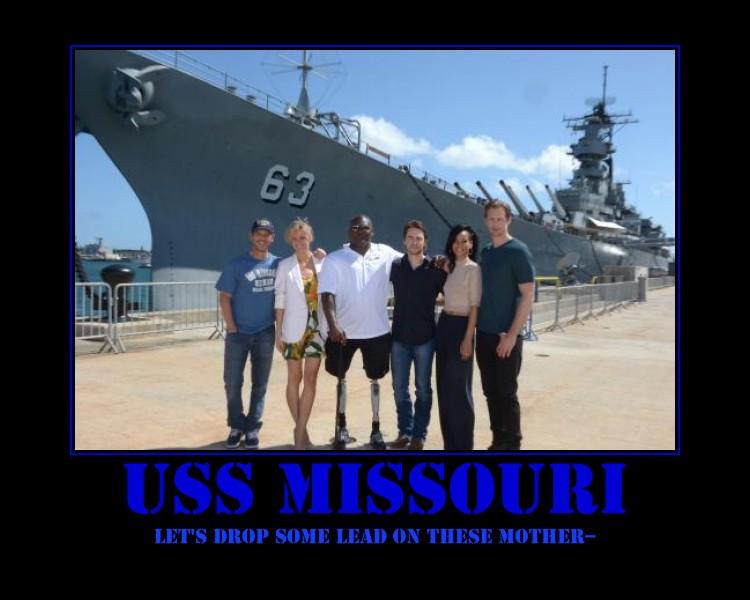Uss Battleship Wallpaper Uss missouri battleship by 750x600