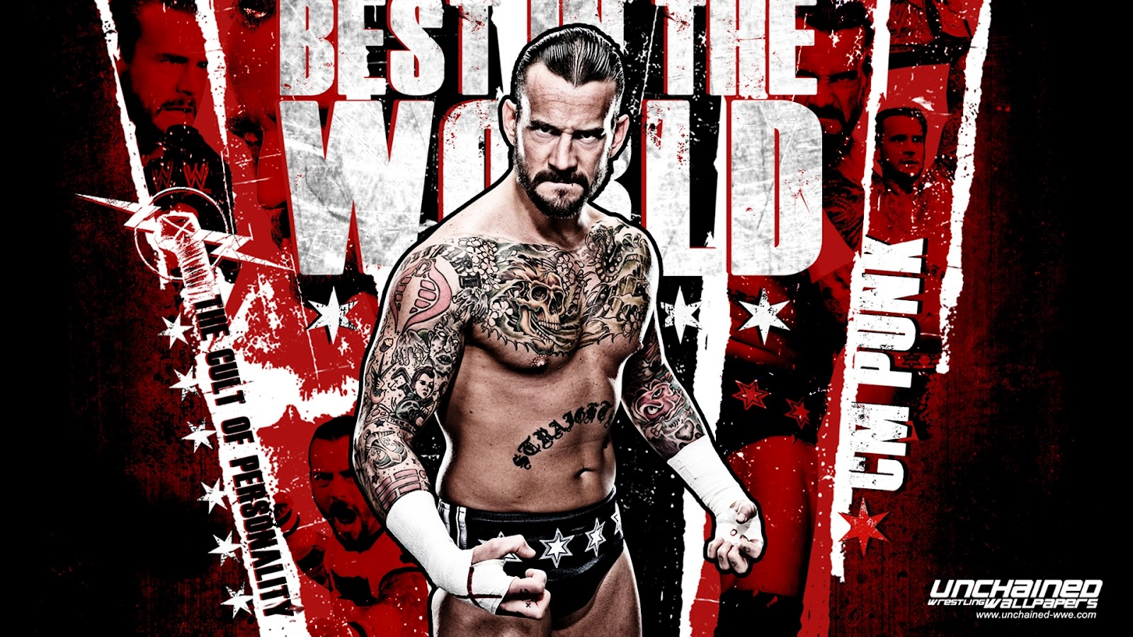 All Wallpapers CM Punk HD Wallpapers 2012 1600x900