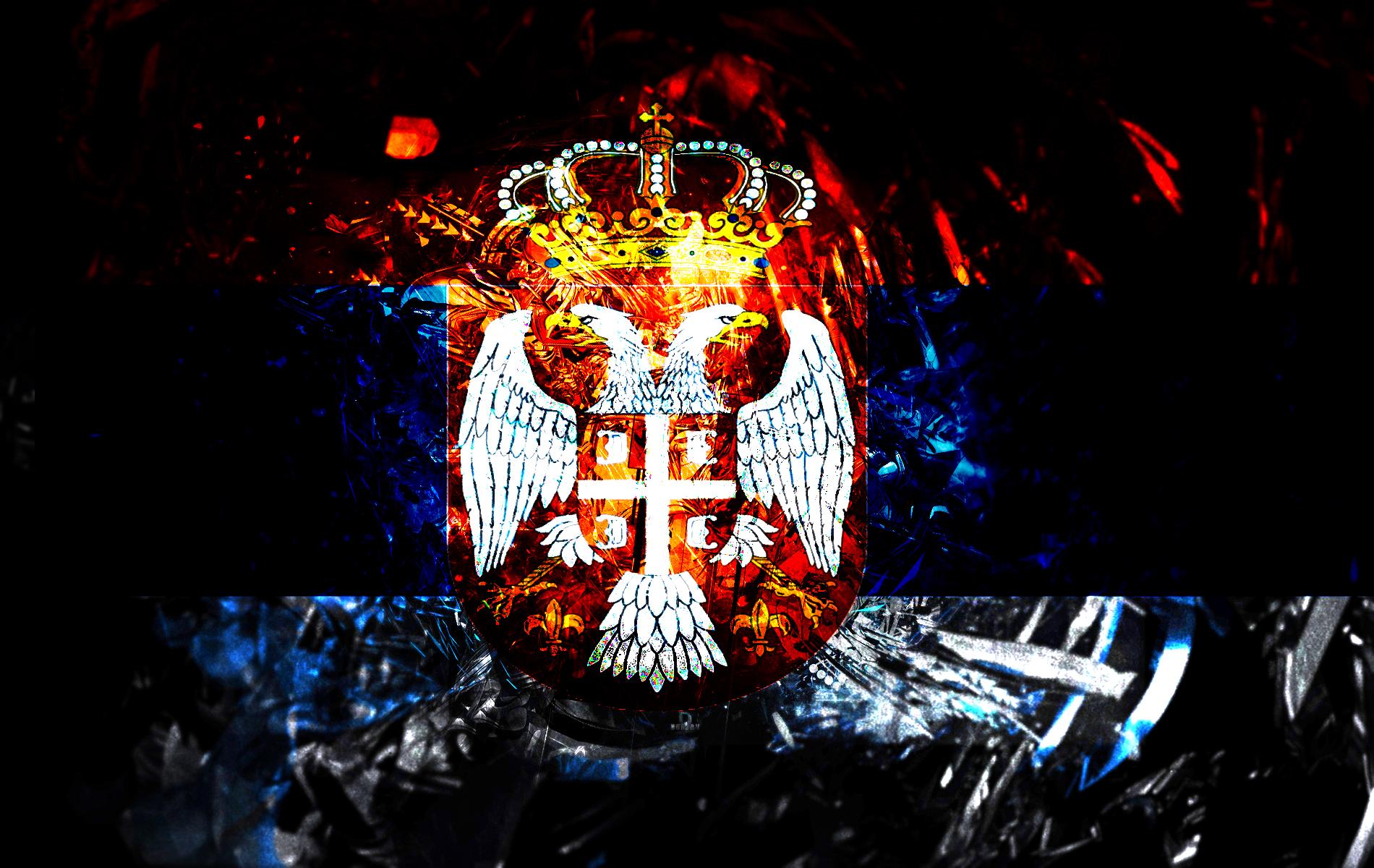 serbian eagle by stoykeez customization wallpaper political 2012 2015 1900x1200