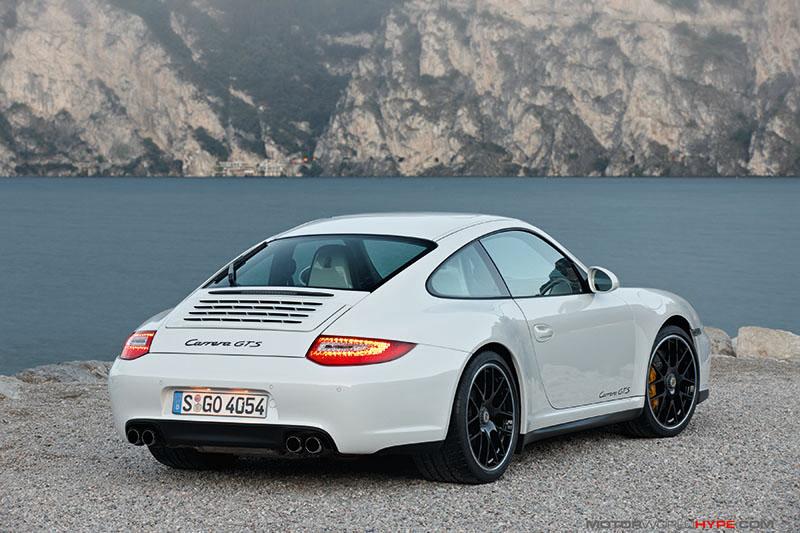 Tag 2011 Porsche 911 Carrera Gts