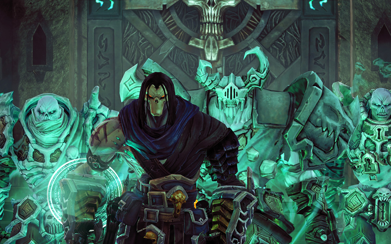 Darksiders II Wallpaper in 1280x800 1280x800