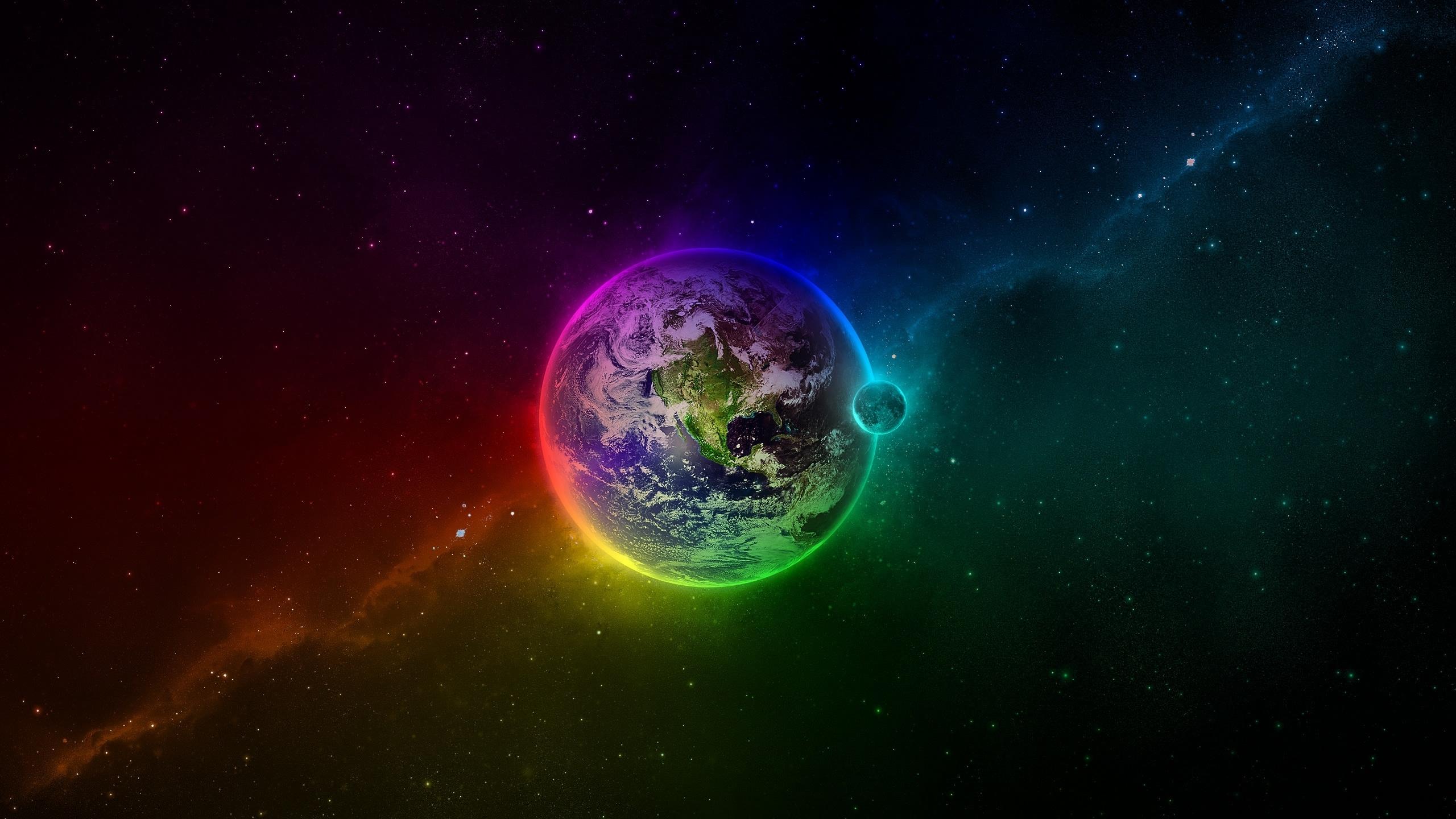 Colorful Earth Mac Wallpaper Download Mac Wallpapers Download 2560x1440