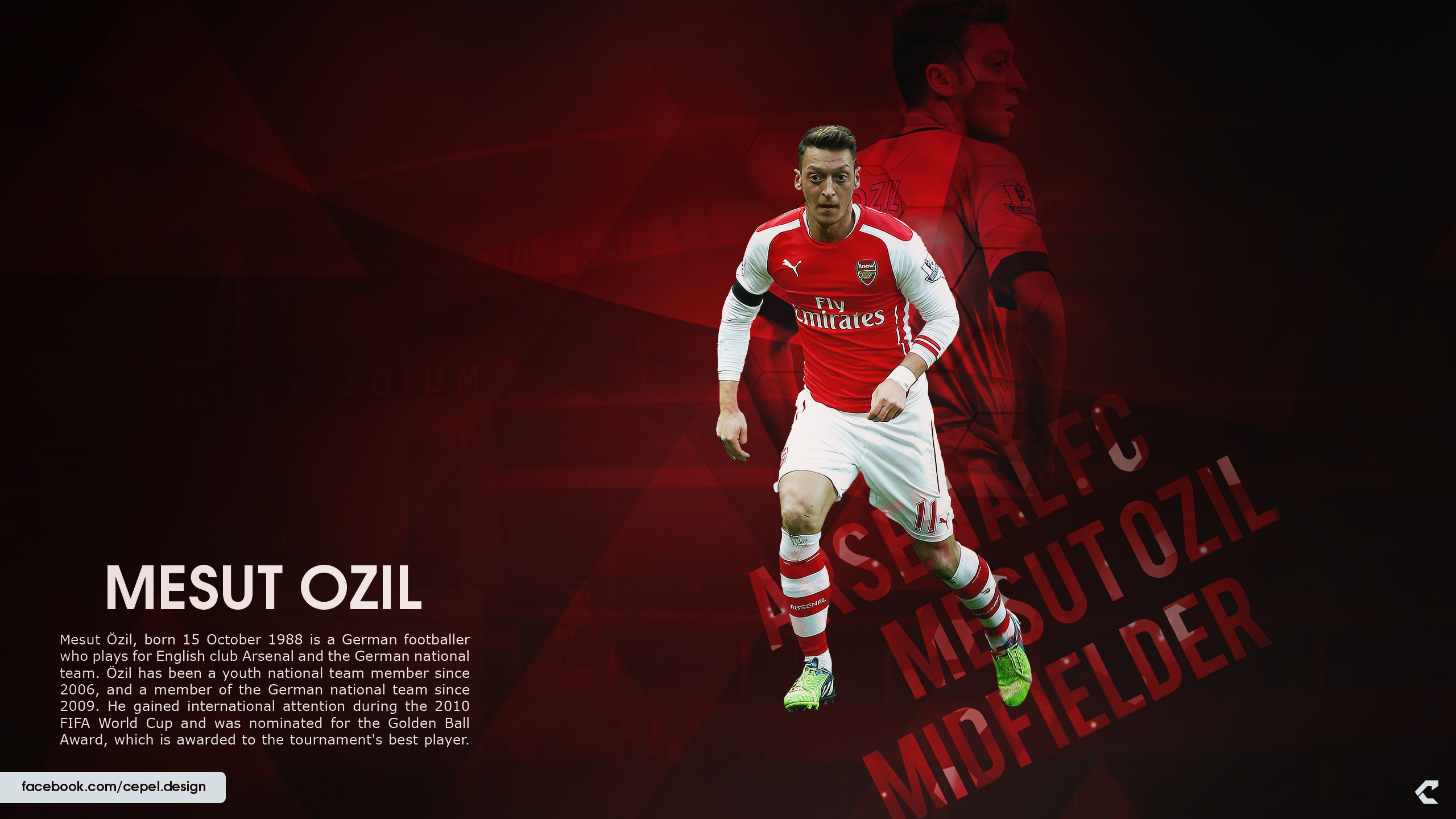 Mesut Ozil Wallpapers 2017   2018 Best Cars Reviews 2560x1440