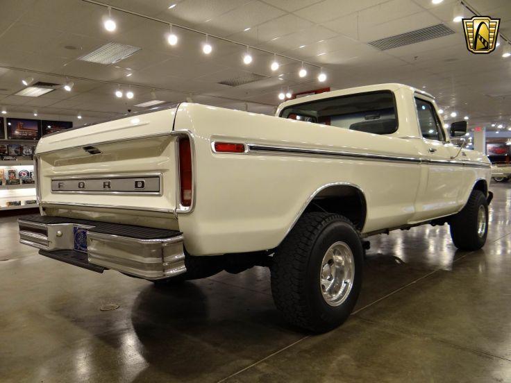1979 Ford F150 4x4 pickup 7 wallpaper background 736x552