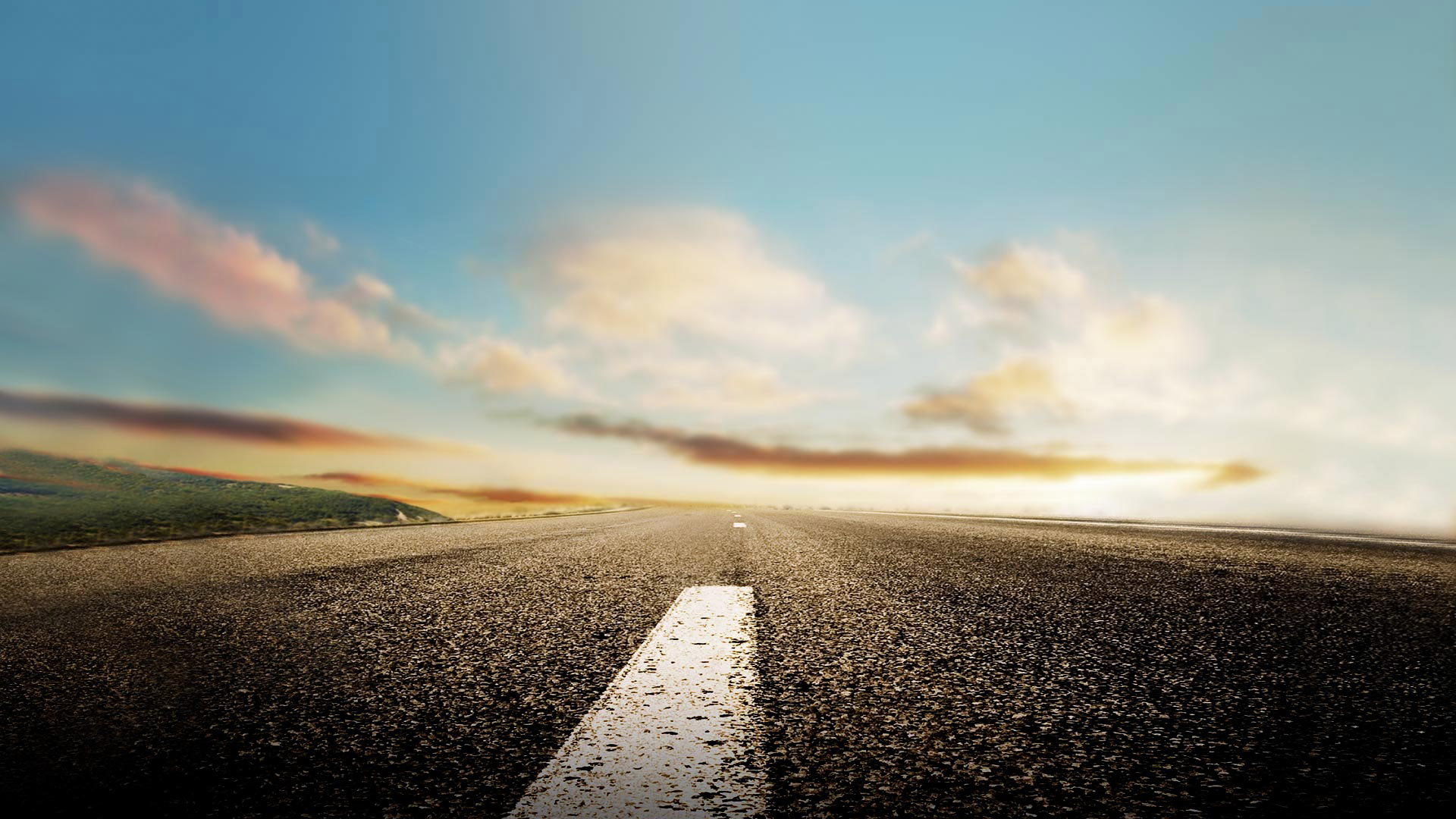 Twitter Backgrounds Background Best Ahead Road 1920x1080
