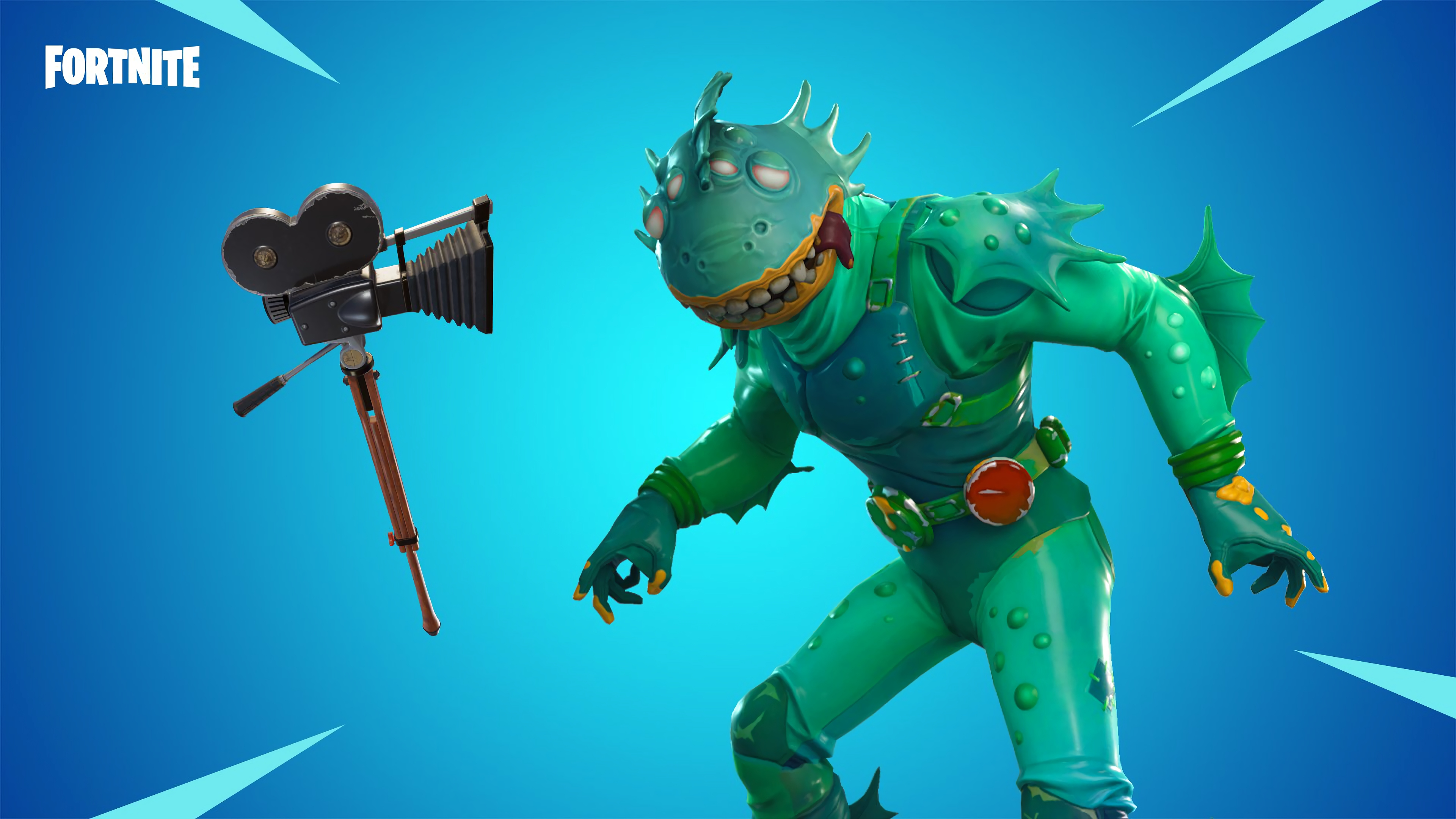 Moisty Merman Fortnite Battle Royale 4K 20301 3840x2160