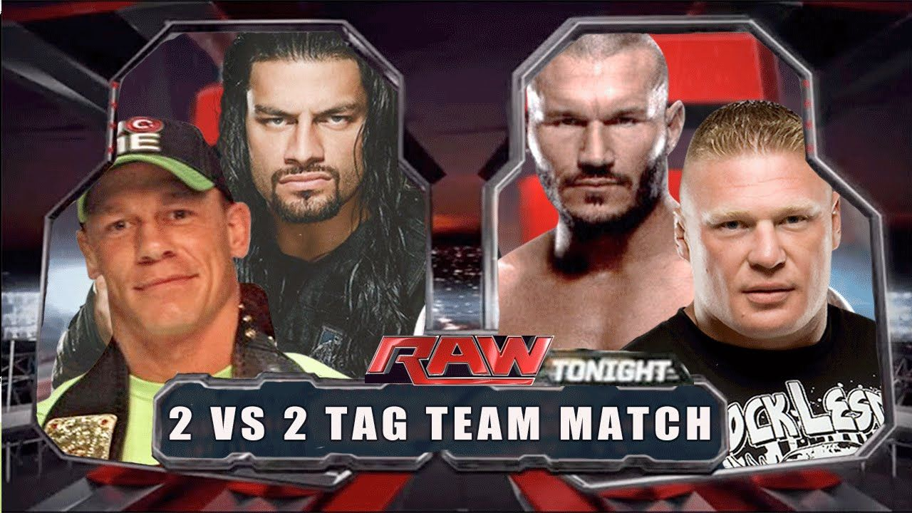 WWE Summerslam 2015 John Cena Vs Brock Lesnar Wallpapers Wallpaper 1280x720