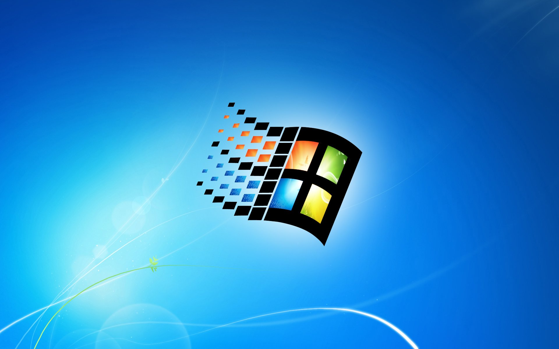 windows 7 classic by joediamond1992 customization wallpaper mac pc os 1920x1200
