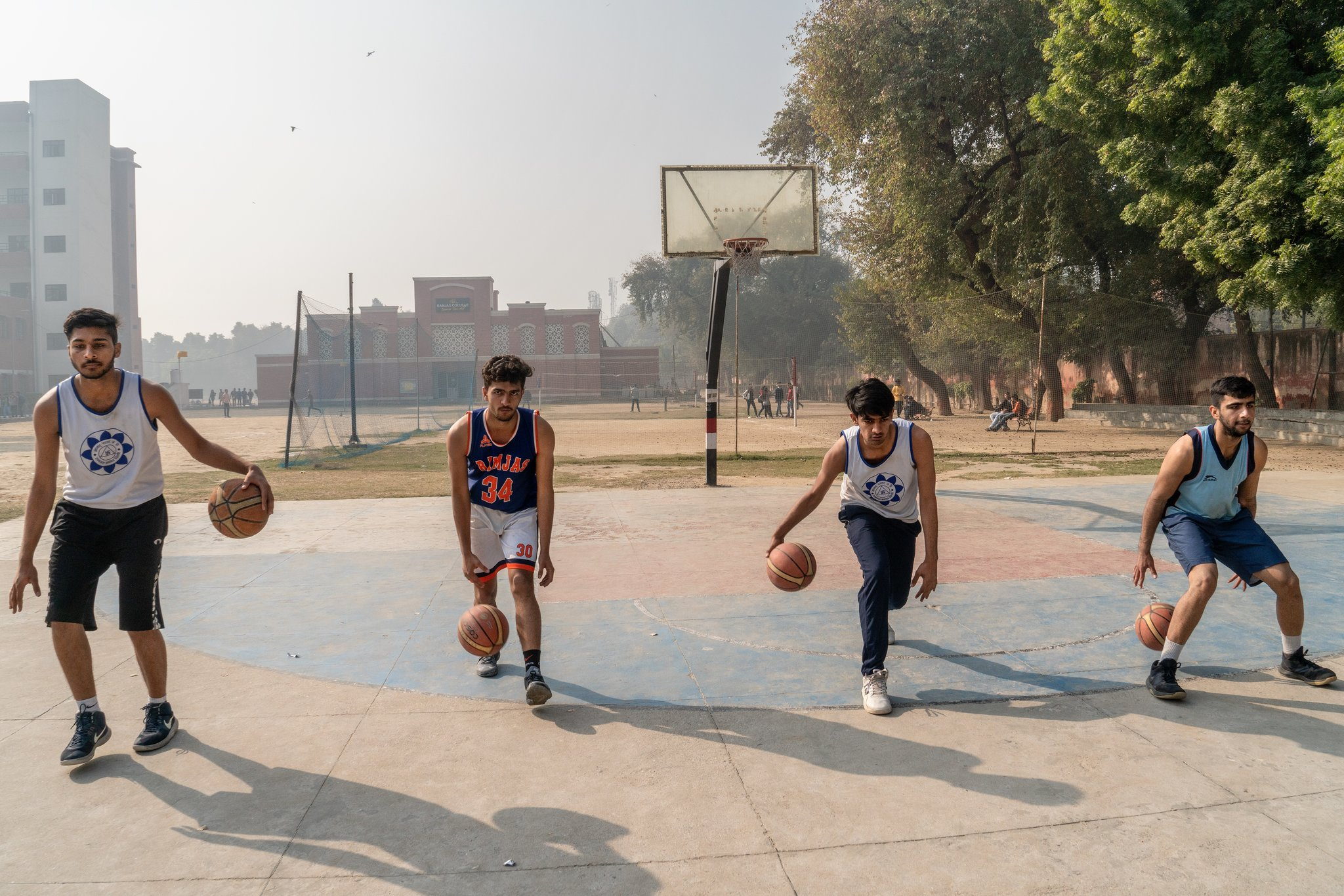 Can the NBA Find a Basketball Superstar in India   The New 2048x1366