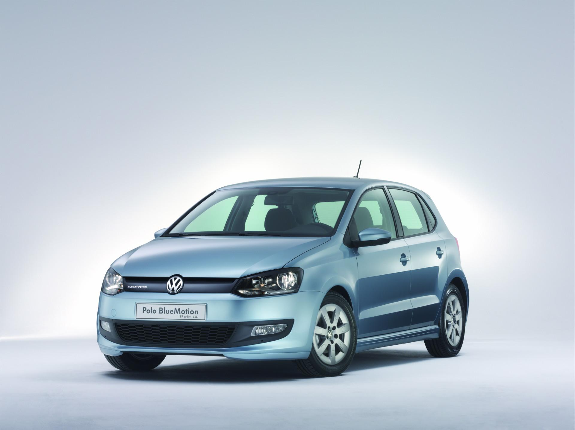 2009 Volkswagen Polo BlueMotion Concept News and Information 1920x1437