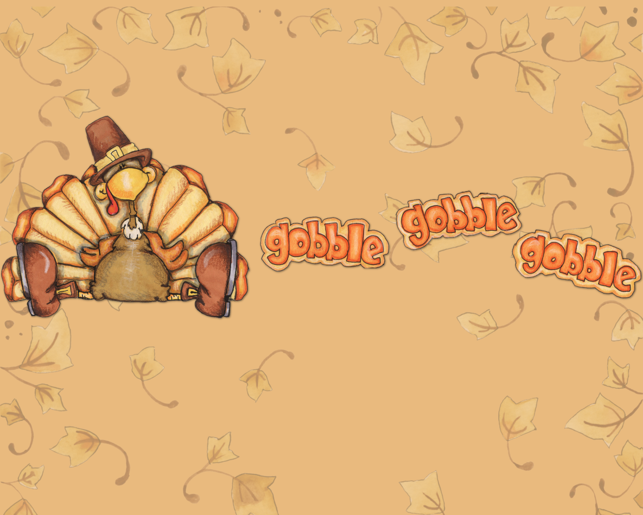 Thanksgiving Wallpaper Backgrounds  Borders 1280x1024