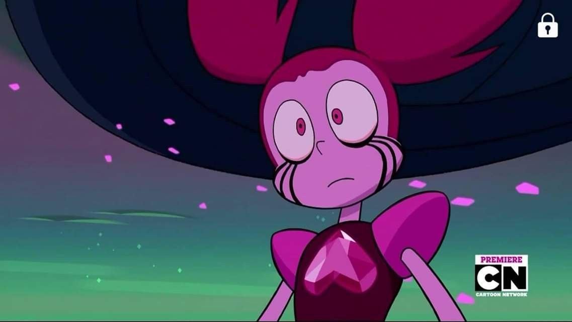 Spinel from Steven Universe the Movie With images Steven 1137x640