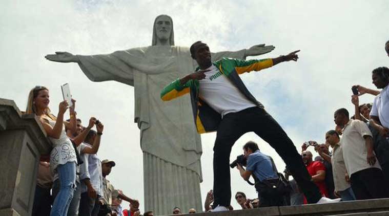 Jamaica Usain Bolt, Usain Bolt Olympics, Olympics Usain Bolt, Olympics ...