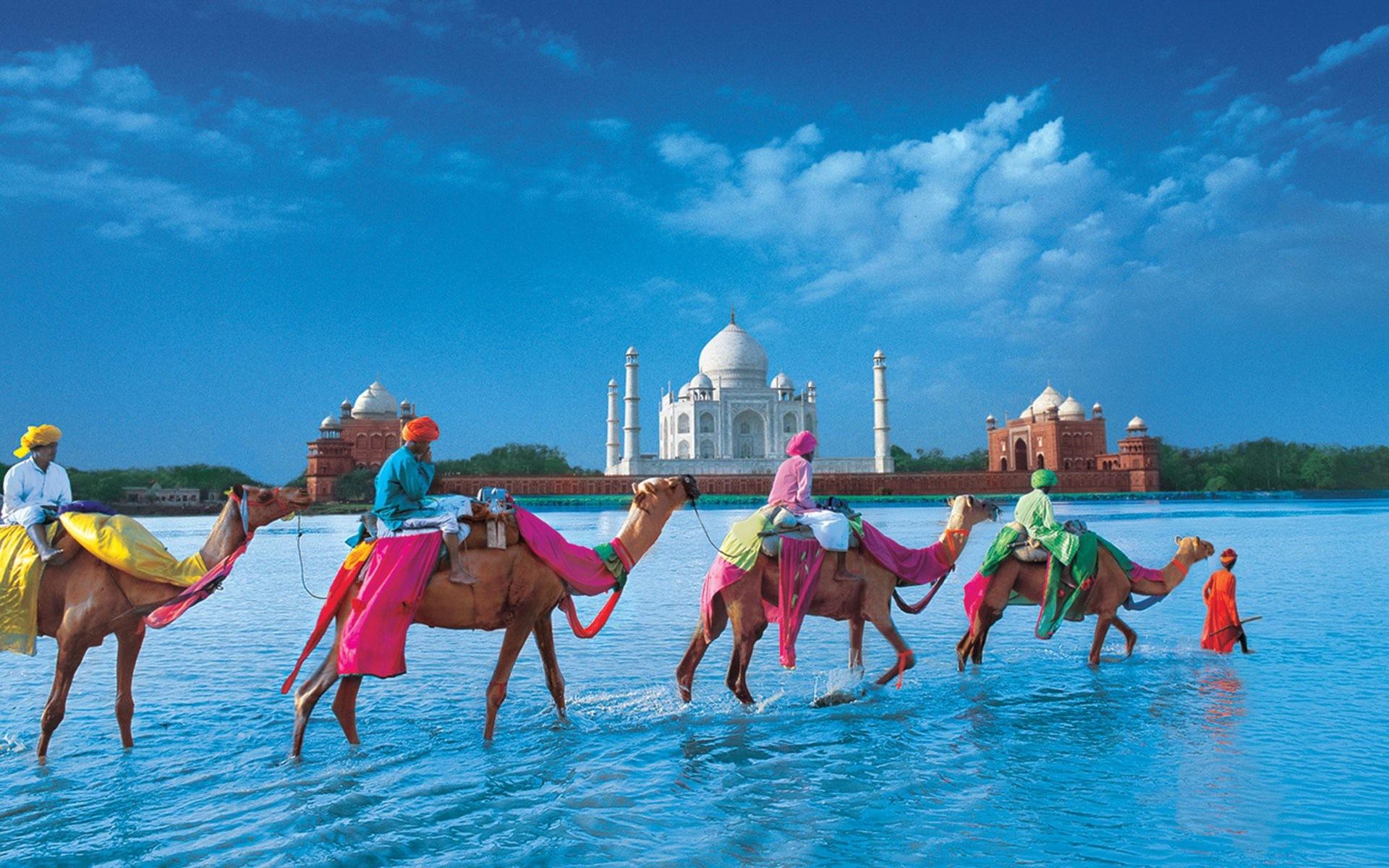 Hd wallpaper india - Taj Mahal India Desktop Background New Hd Wallpapers