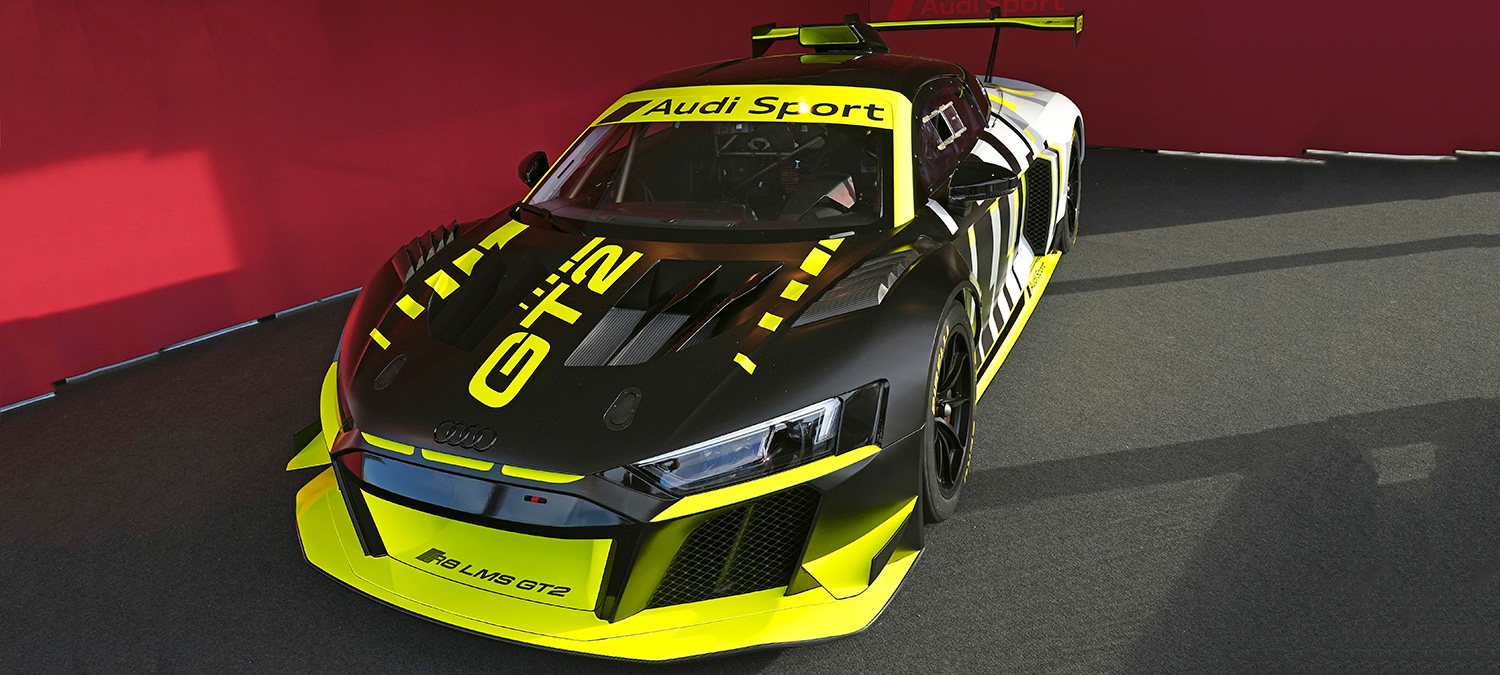 GMGs James Sofronas to Debut Audi R8 LMS GT2 in Barcelona   GMG 1500x675