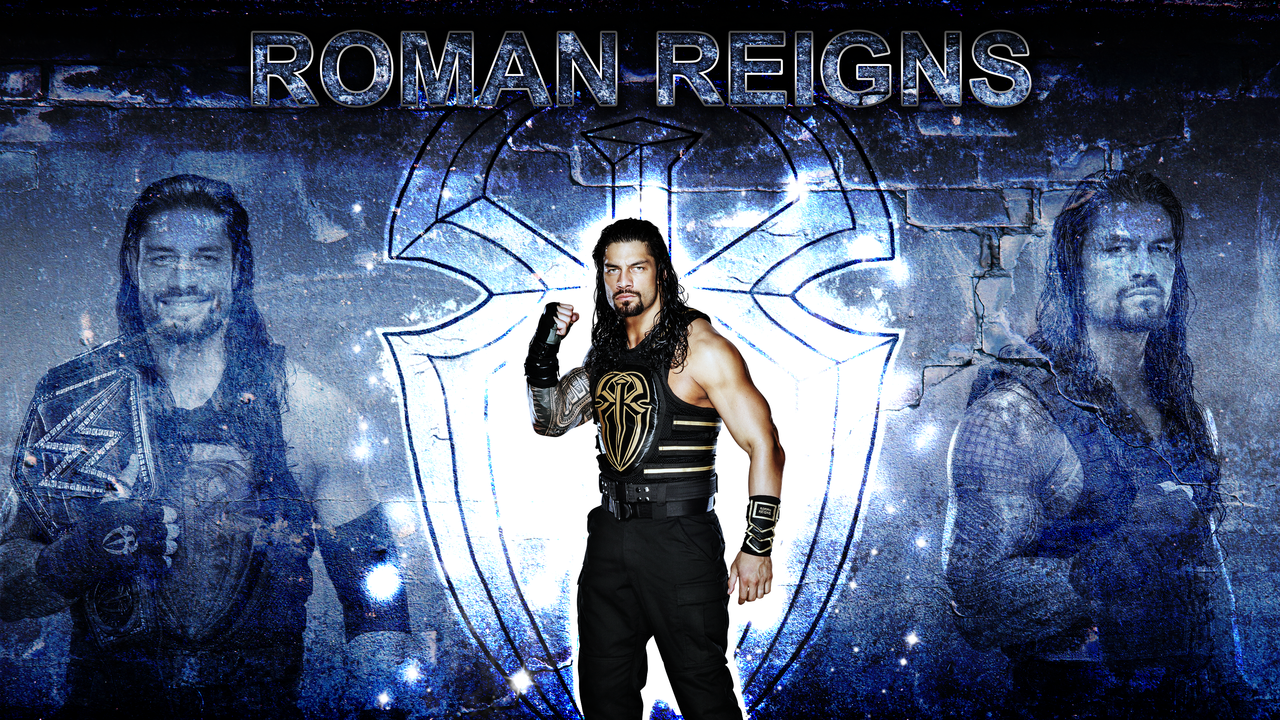 Roman Reigns Wallpaper by CharlieEXE 1280x720