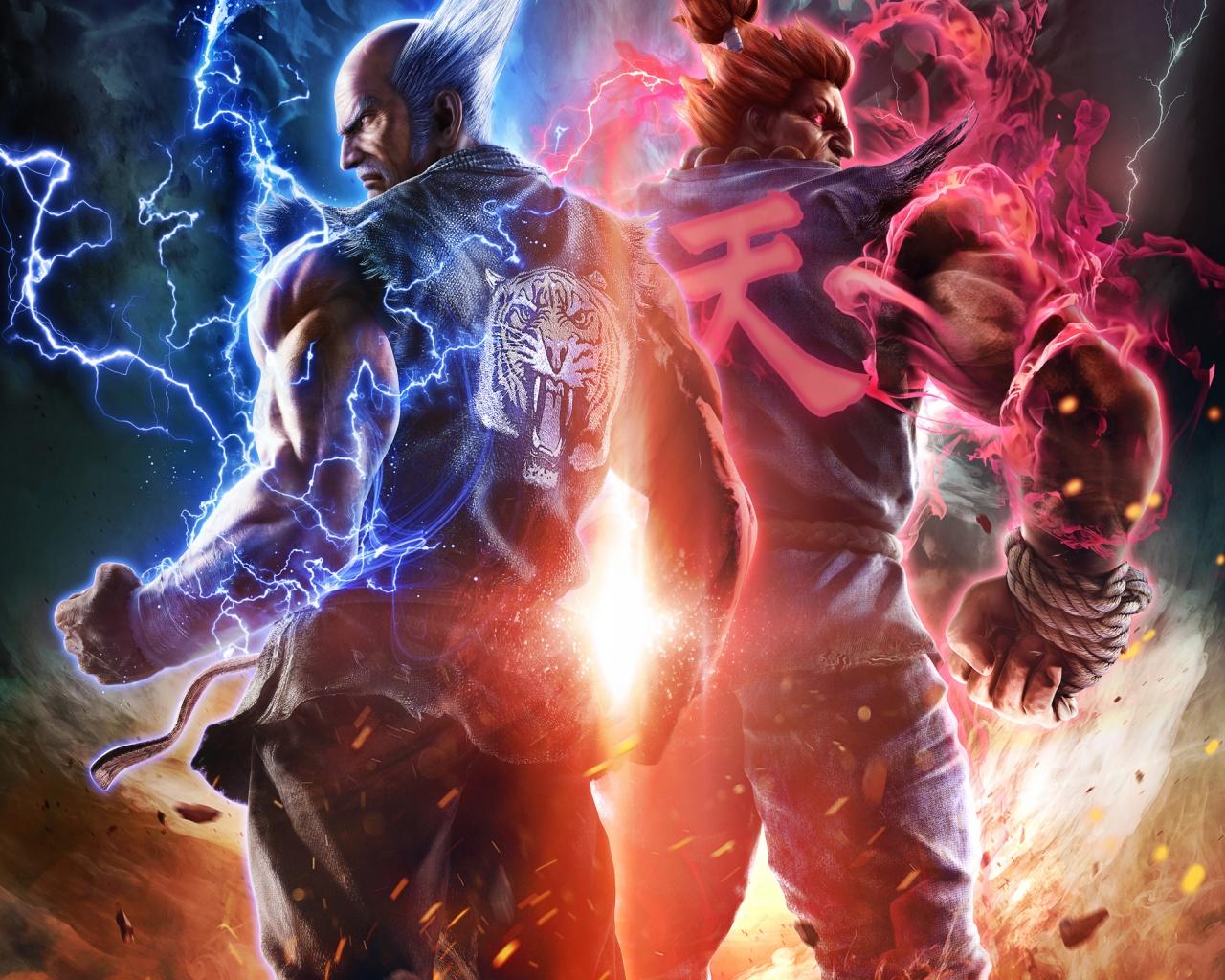 Akuma Tekken 7 Fated Retribution HD Wallpaper   iHD Wallpapers 1280x1024
