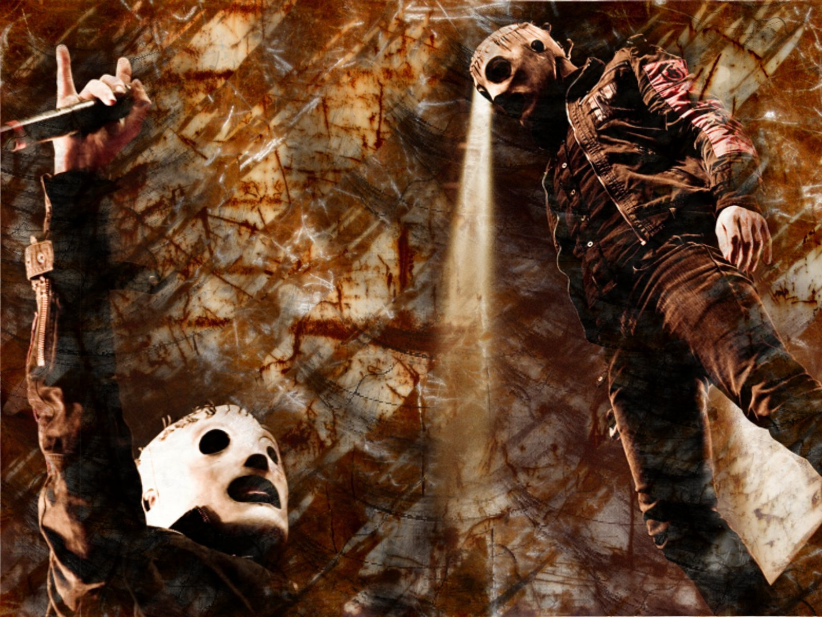 Slipknot Wallpaper Hd Wallpapers 1 slipknot 1600x1200