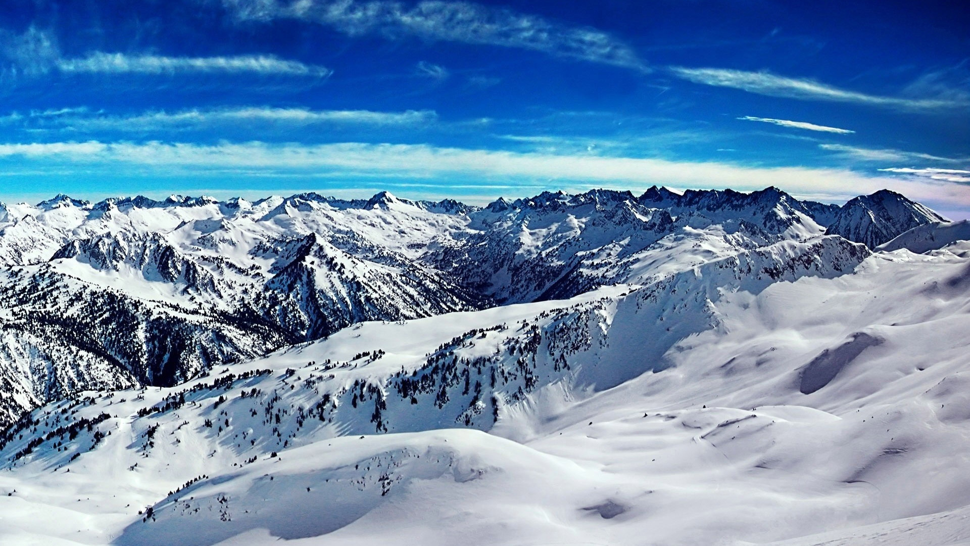 30+ Snowy Mountain Wallpapers  Pictures