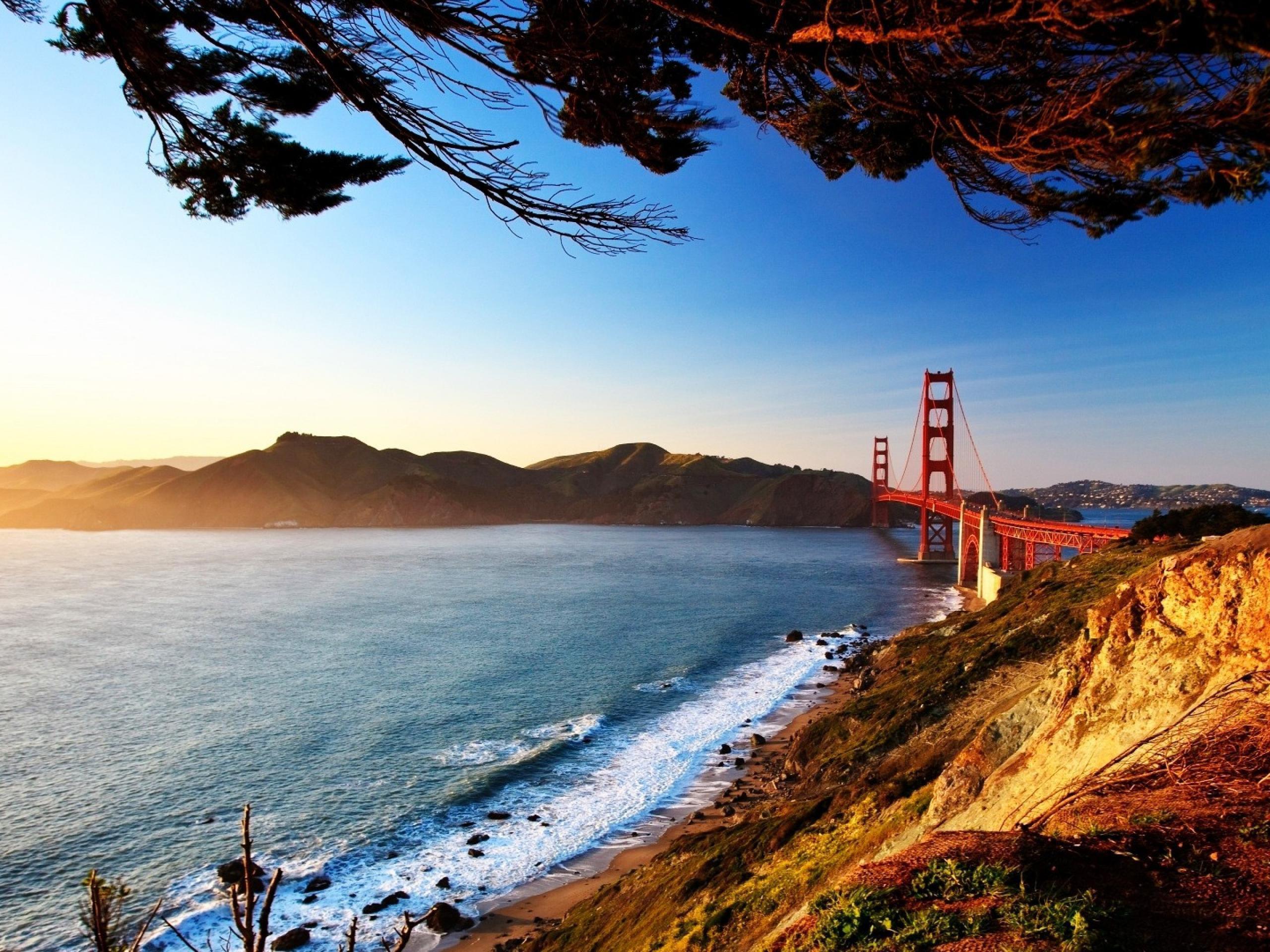San Francisco Wallpapers Desktop - WallpaperSafari